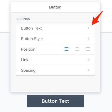 Weebly Editor button editor