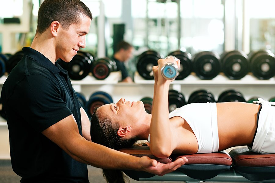 7 Tips for Dudes Training Female Clients
