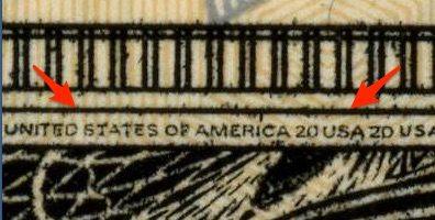 Screenshot of Blurry Border Printing Bill