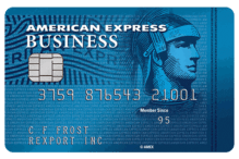 American Express SimplyCash Plus using credit cards to fund your business