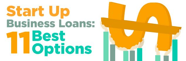 startup business loans: 11 best options
