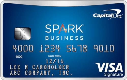 Capital One Spark Miles Reviews