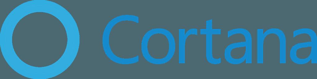 Cortana dictation software