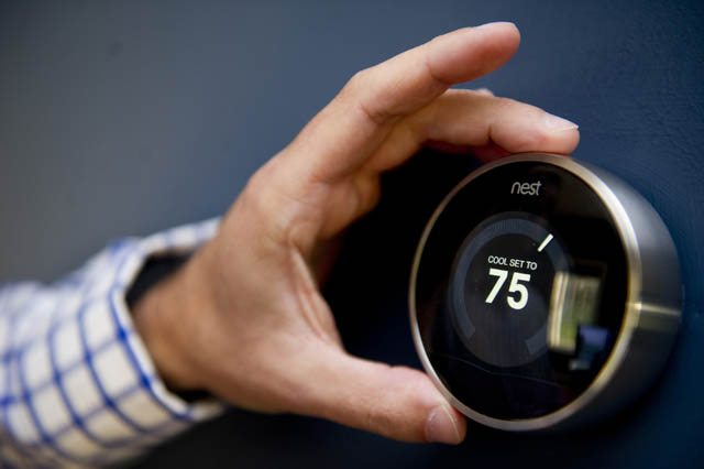 Nest thermostat - closing gifts