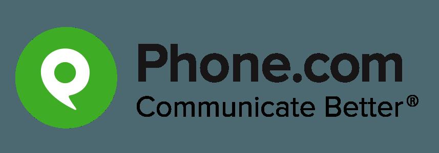 Phone.com - vanity phone number