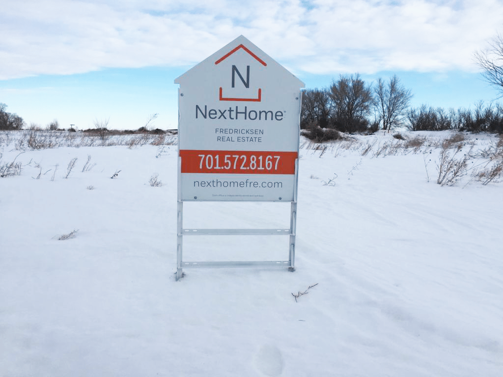 NextHome Fredricksen Real Estate - Real Estate Signs