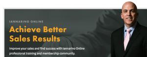 Sales Training Program: Iannarino Online
