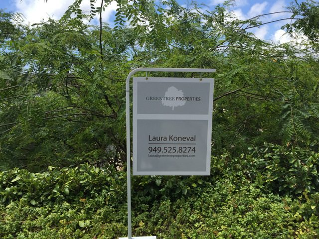 Laura Koneval, Greentree Properties - Real Estate Signs