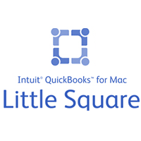 Little Square Intuit QuickBooks for Mac