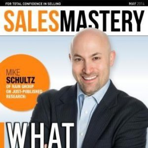 Sales presentation tips Mike Schultz