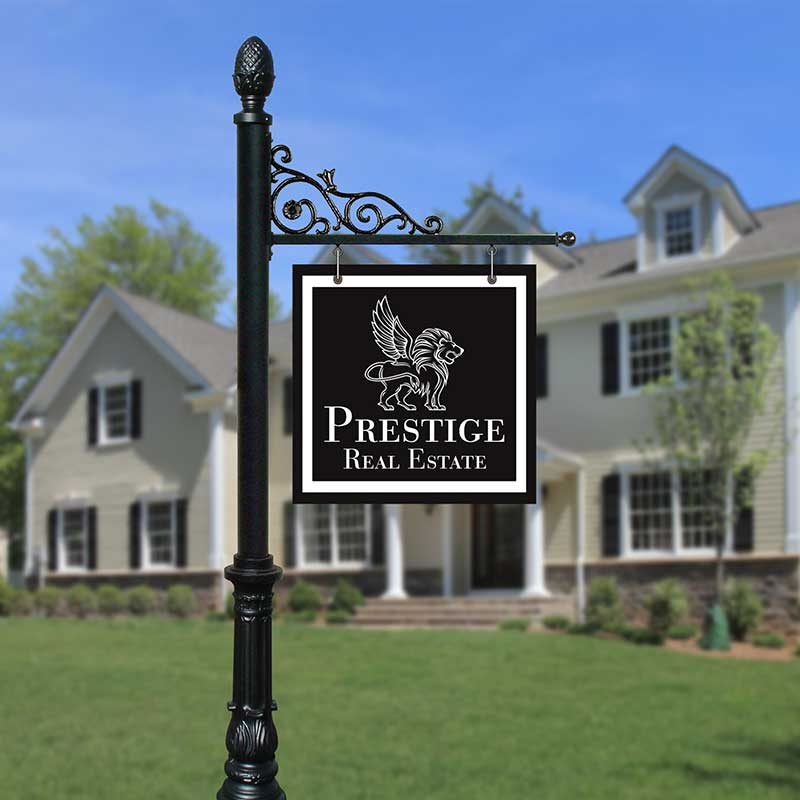 Quality Architectural - Real Estate Signs