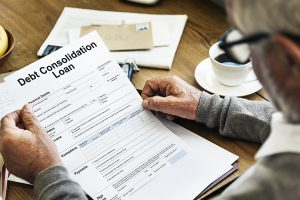 business debt consolidation loan