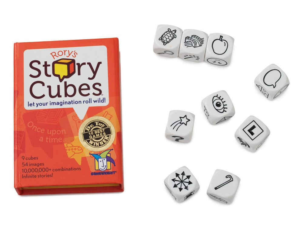 Rory's Story Cubes - Pop by Ideas