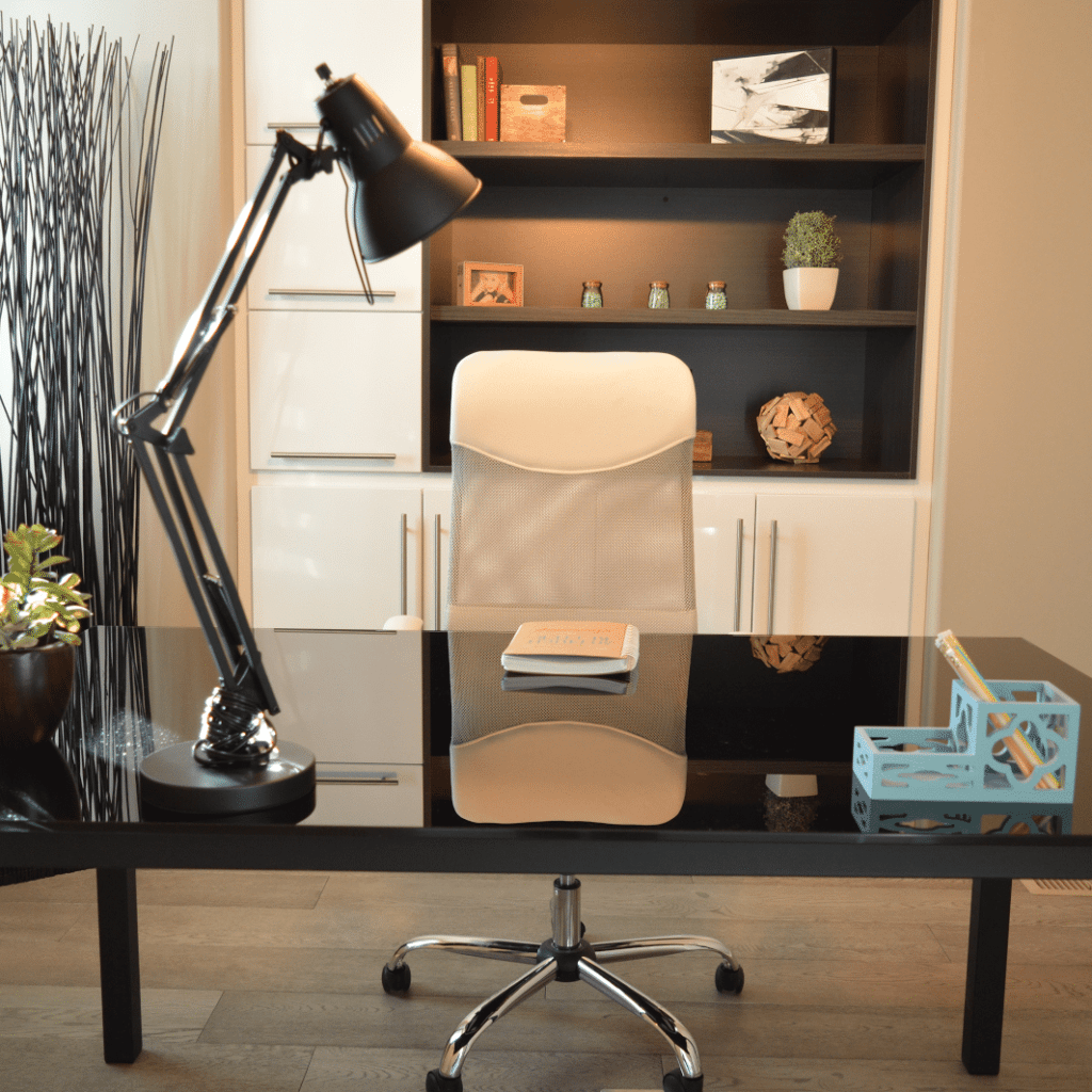Home Office Setup Make Easy Improvements