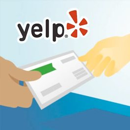 yelp Coupon advertising ideas
