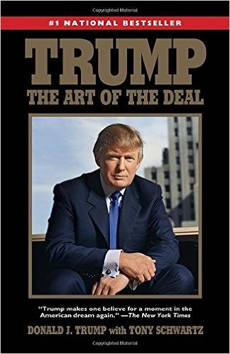 Trump: The Art of the Deal - Real Estate Investing Books