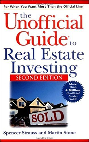 The Unofficial Guide to Real Estate Investing - Real Estate Investing Books