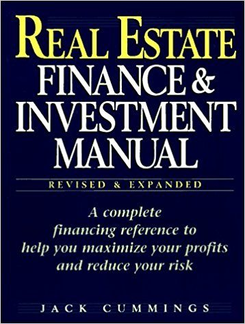 Real Estate Finance and Investment Manual - Real Estate Investing Books