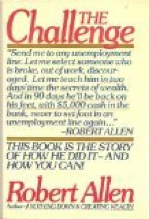 The Challenge - Real Estate Investing Books