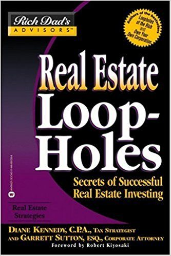 Real Estate Loop-Holes - Real Estate Investing Books