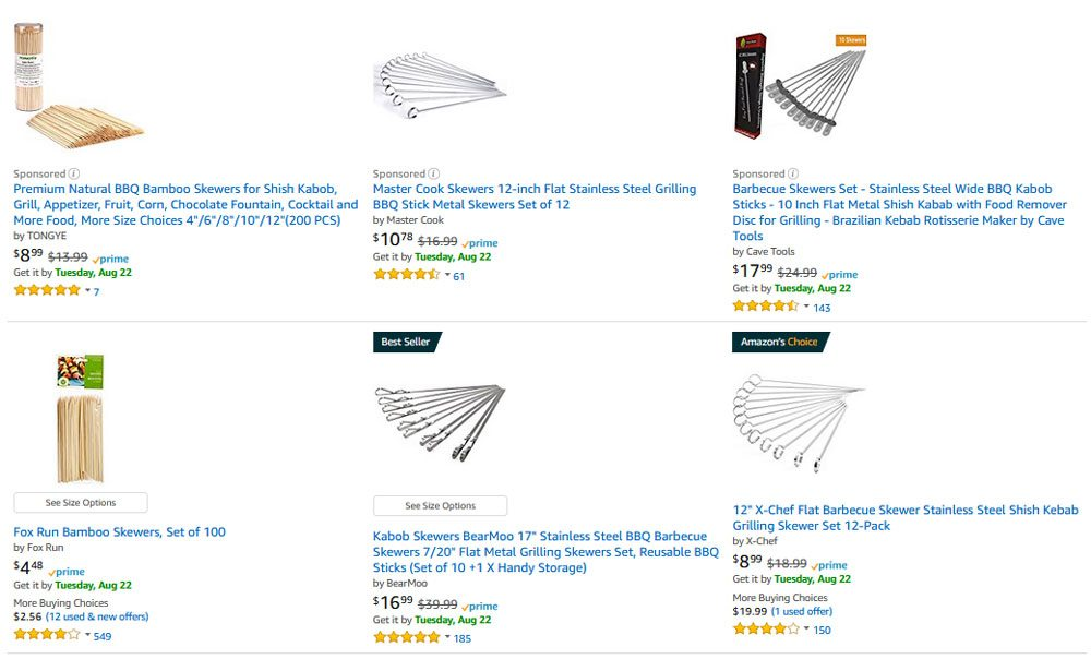 Fulfillment by Amazon - How FBA improves product search rankings