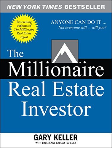The Millionaire Real Estate Investor - Real Estate Investing Books