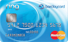 Barclays Ring Mastercard best personal credit cards