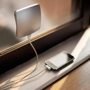 Useoftechnology Solar Window Charger Office Gadgets