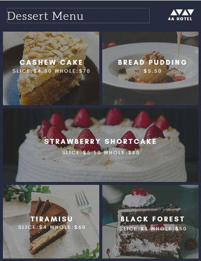 top 25 free paid restaurant menu templates