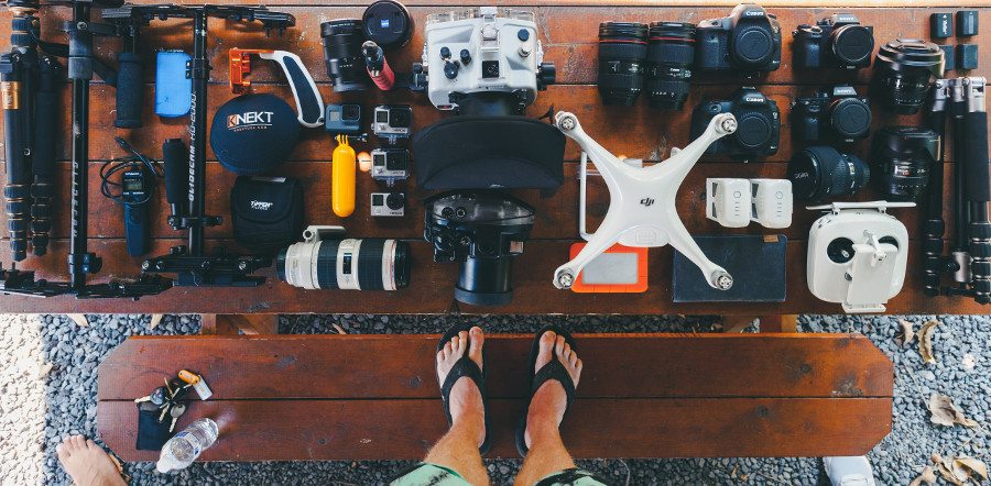 Real Estate Drone Photography tools