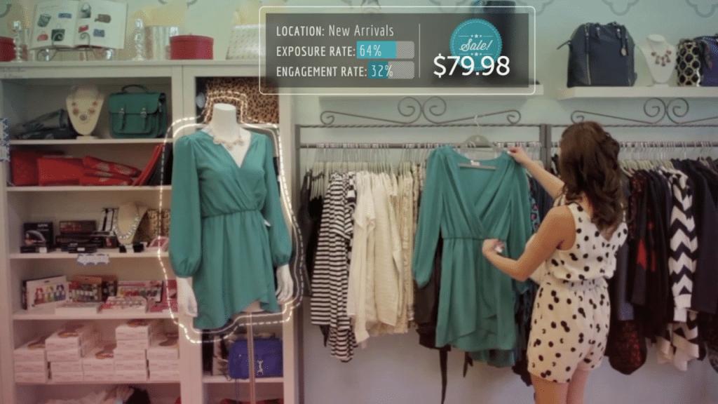 RetailNext measures in-store foot traffic and customer behaviors