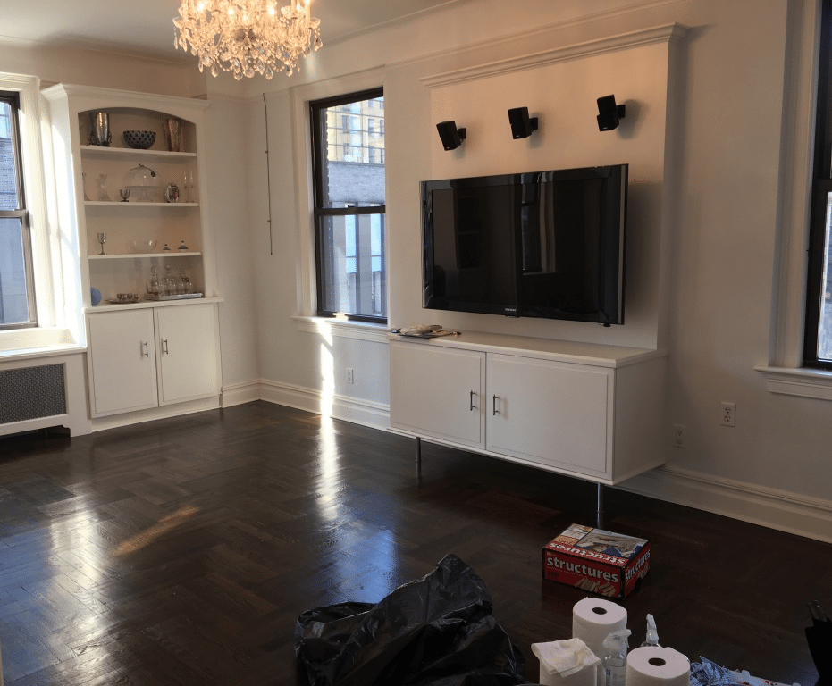 Living-Room-Before-Home Staging