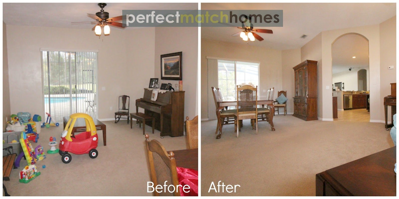 Perfectmatchhome Home Staging