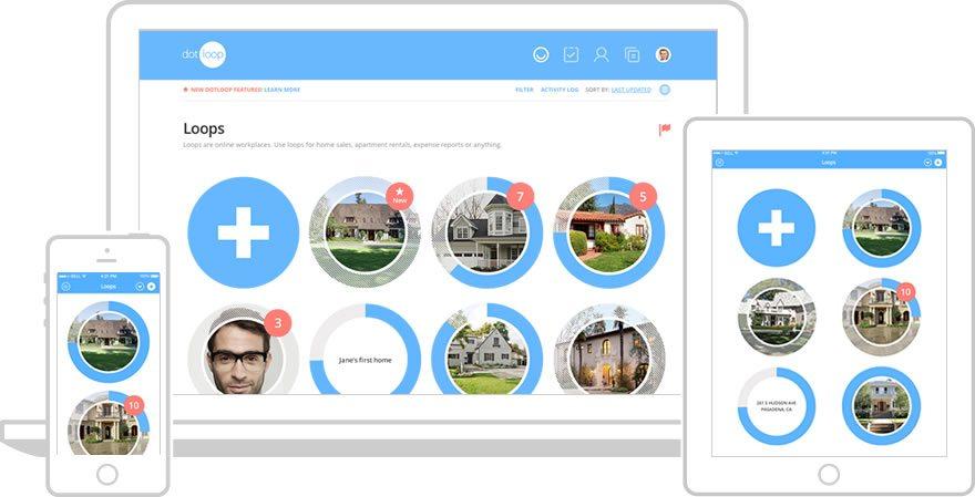Dotloop real estate software