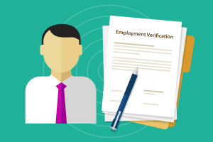 Employment verification letter with free templates