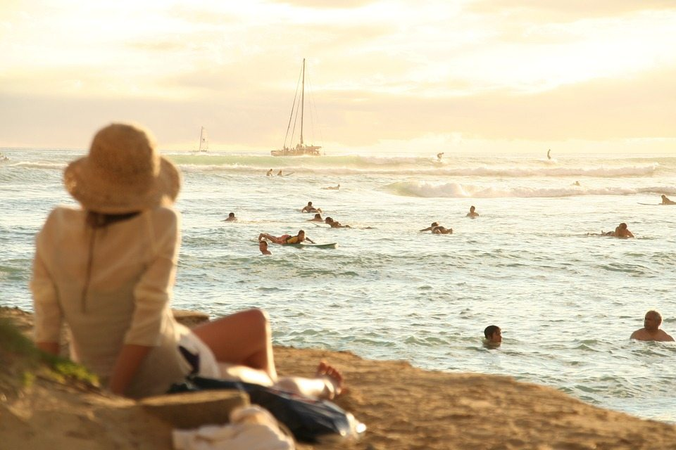 Hawaii - rank 2 state in work life balance