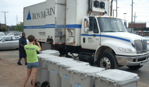 Iron-Mountain - Paper Shredding Services