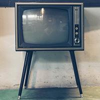 Old TV salon marketing