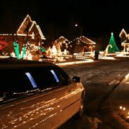Limousine Tour holiday party Ideas