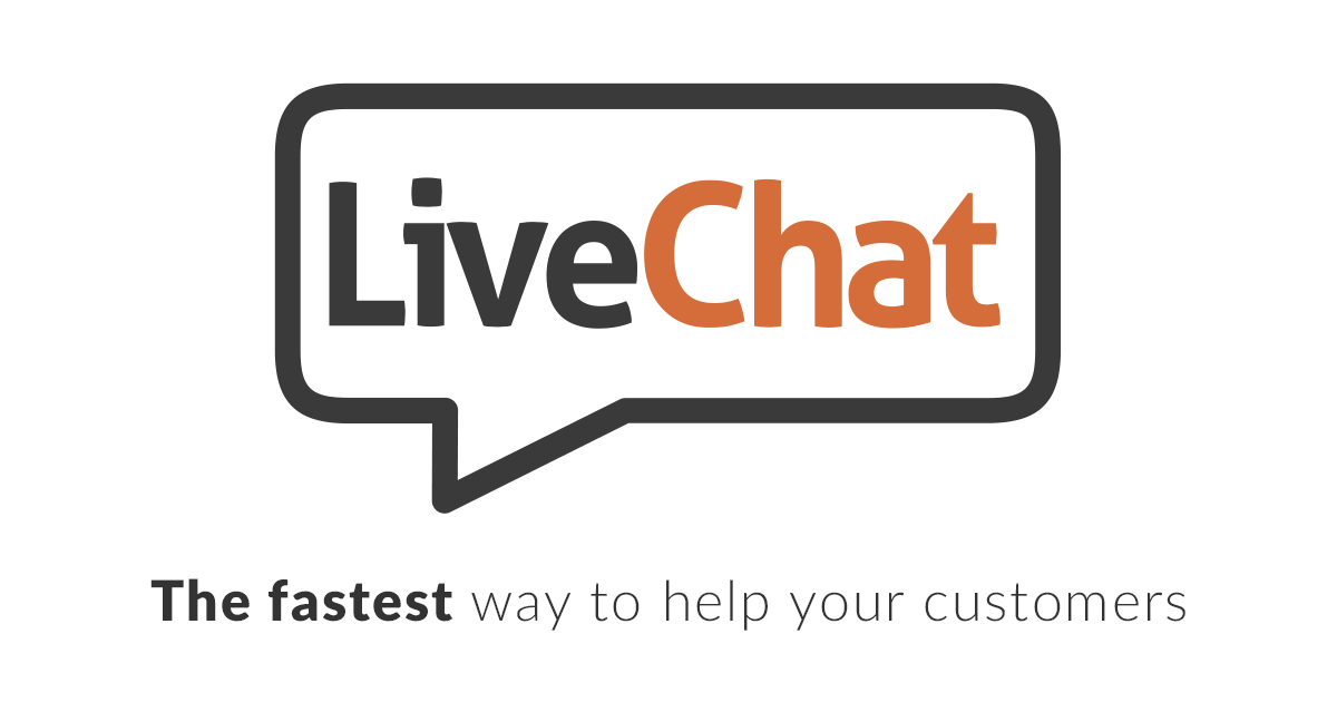 LiveChat real estate software
