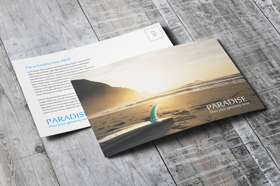 Top 25 paid free postcard templates with examples cheaphphosting Images