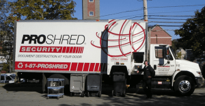 Proshred - Paper Shredding Services