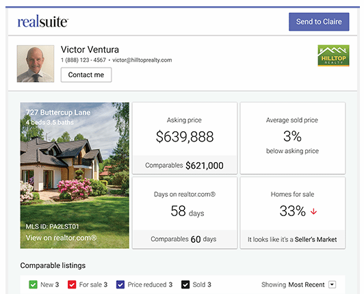 Realsuite - real estate software