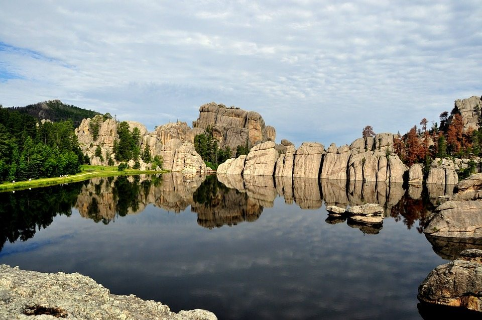 South Dakota - rank 10 state in work life balance
