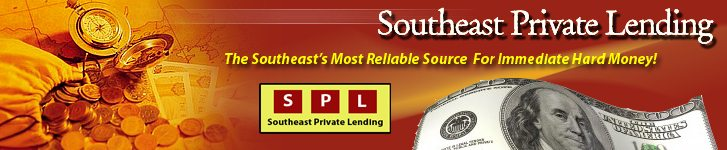 Hard Money Lender: Southeast Private Lending
