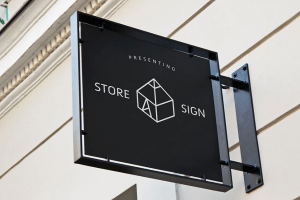 How to choose storefront signs