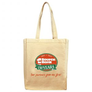 Company Swag - cotton canvas bag