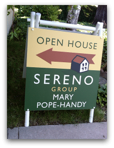 open house signs - Open House Signs