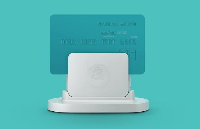 Shopify Pricing - credit card reader for in-person sales