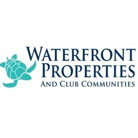 Waterfront-Properties-Real Estate Logos